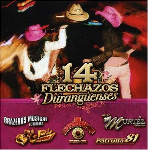 14 Flechazos Duranguenses by Disa / Umgd