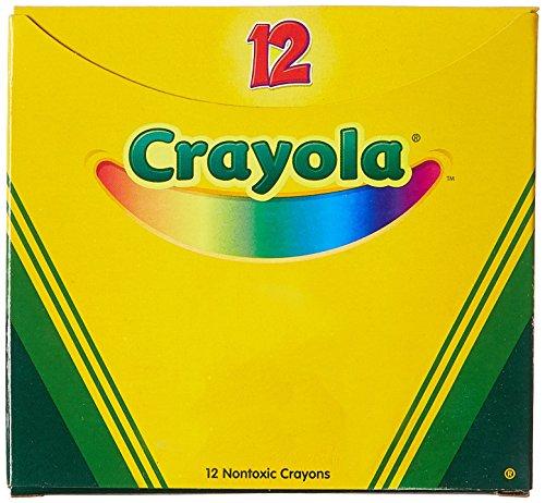 Crayola 52-0836-010 Single-Color Crayon Refill, 5/16