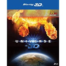The Universe In 3D [Blu-ray] (2012)