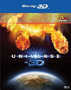 The Universe In 3D [Blu-ray]