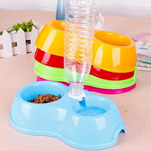 [Smart Design Pet Dog Cat Puppy Automatic Water Dispenser Fountain Dish Feeder Bowl Tool] (Megaman Halloween Costume)