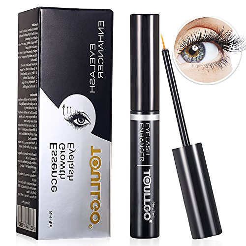 Eyelash Growth Serum, Eyelash & Brow Serum for Longer, Fuller, Thicker, Enhancing Conditioner Treatment Boosts Regrowth Prevents Thinning Breakage and Fall Out (1Pack)