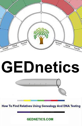 GEDnetics: How To Find Relatives Using Genealogy and DNA Testing