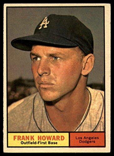 Baseball MLB 1961 Topps #280 Frank Howard EX Excellent Dodgers