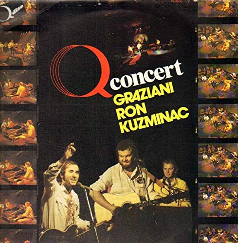 PG33412 LP Q Concert VINYL: Ivan Graziani / Goran Kuzminac ...