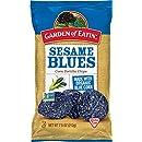 Garden of Eatin' Sesame Blues Corn Tortilla Chips, 7.5 oz. (Pack of 12)