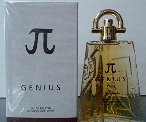 Genius By: Genius 3.3 oz EDT, Men's ~Free Gift With Order~