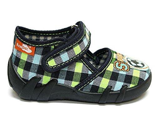rn- lienzo zapatos Boy # 5–variación Talla:UK 3 / EU 19