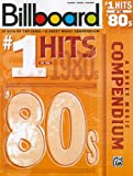 Billboard #1 Hits of The '80s, Alfred Publishing Staff, 0739069705