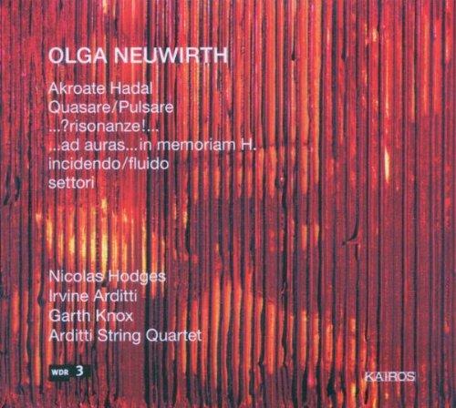 Neuwirth: Chamber Music - Cd Arditti String
