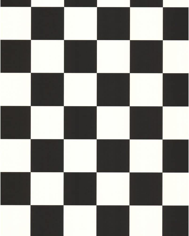 York Wallcoverings Bz9291smp Black And White Book Check Wallpaper