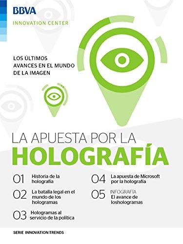 ebook-la-apuesta-por-la-holografia-innovation-trends-series-spanish-edition