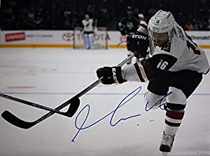 Signed Max Domi Arizona Coyotes 11x14 Photo - Certified Autograph