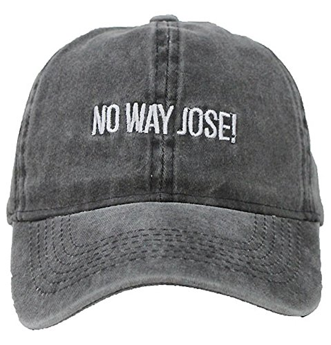 Washed Baseball Cap With