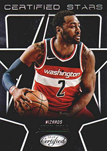 2018-19 Certified Basketball Certified Stars #CSR-30 John Wall Washington -