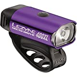 Lezyne Hecto Drive 400XL Headlight Purple/Hi Gloss, One Size For Sale