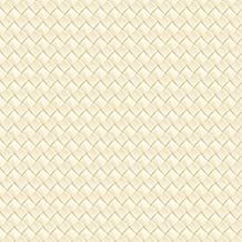 Magic Cover Self-Adhesive Vinyl Contact Paper, Shelf and Drawer Liner, 18-Inch by 20-Feet, Box Braid Natural