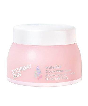Waterfall glacier water cream by Saturday Skin #8