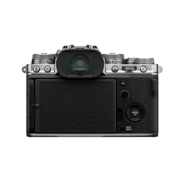 RetinaPix Fujifilm X-T4 Mirrorless Digital Camera (Body Only, Silver)