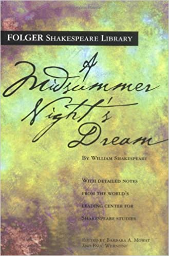 Midsummer Nights Dream Book