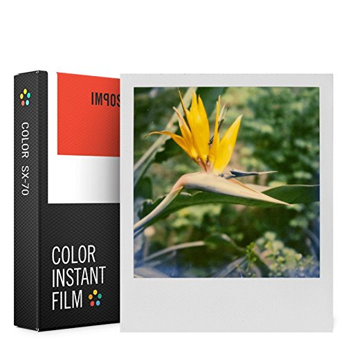 Picture of an Impossible PRD4512 SX 70 Film 9120066085122