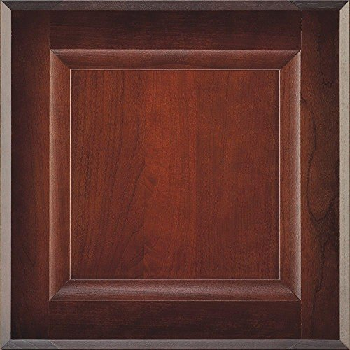 Decora 14.5x14.5 in. Cabinet Door Sample in Huchenson Rousseau Luminaire by Decora