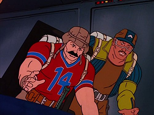 The Further Adventures Of G.I. Joe - Day 5 : Knotting Cobra's Coils