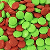 Spree Chewy - Assorted Flavors, 5 lbs (Christmas Colors 5 LB) …