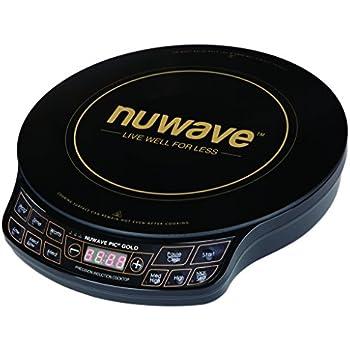Amazon Com Nuwave Pic Gold 1500 Watts Precision Induction