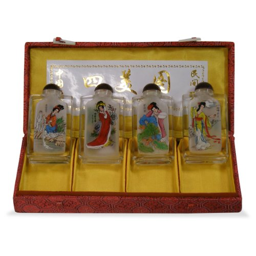 ChinaFurnitureOnline Hand-painted Snuff Bottles