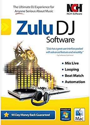 Amazon com: Zulu DJ Software - Complete DJ Mixing Program