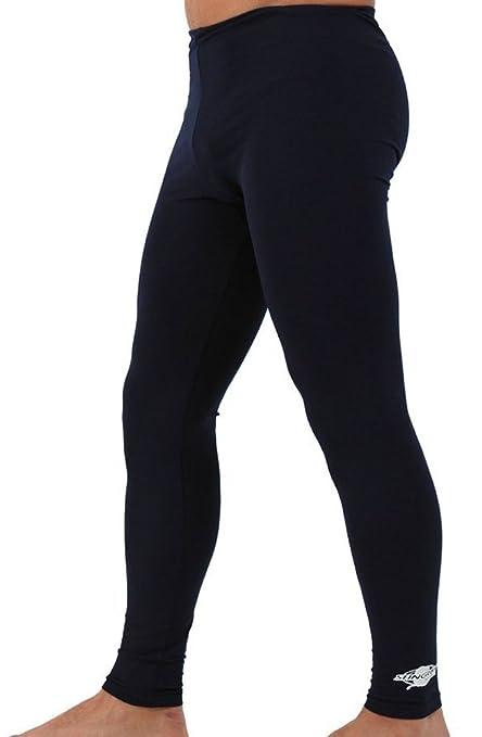 7221ed95d5d80 Plus Size Swim Pants - Swim Tights - Swimming Pants for Men and Women (Black