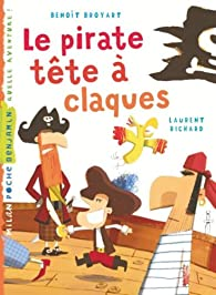 Le pirate tête à claques par Benoît Broyart