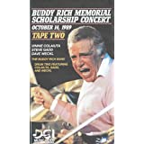 Buddy Rich Memorial Scholarship Concerts: Tape Two, Video