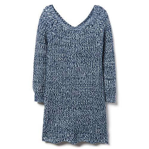 Crazy 8 Girls Big 2-Piece Long Sleeve Tight Fit Pajama Set