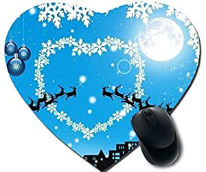 Love Christmas Mouse Pad Desktop Mousepad Laptop Mousepads Comfortable Office Of Mouse Pad Mat Cute Gaming Mouse Pad
