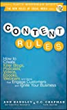 Content Rules, Ann Handley, 0470648287