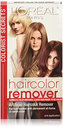 Paris Colorist Secrets Haircolor Remover