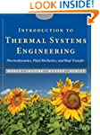 Introduction to Thermal Systems Engin...