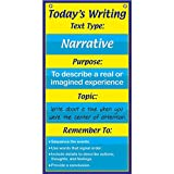 Today's Writing Space-Saver Pocket Chart