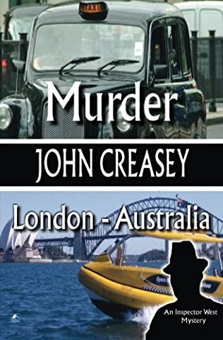 book cover of Murder, London - Australia