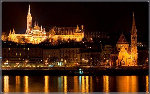 matthias-church-budapest Postcard Post card