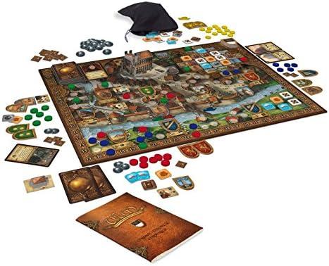 Huch & Friends 879400 – Ulm, Familias estrategia Juegos , color/modelo surtido: Burkhardt, Günter: Amazon.es: Juguetes y juegos