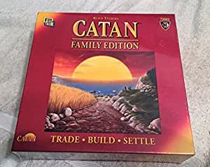 Catan: Family Edition Board Game