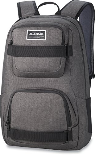 Dakine 10000763  - Duel 26L Backpack - Padded Laptop & iPad Sleeve - Insulated Cooler Pocket - Mesh Side Pockets - 19