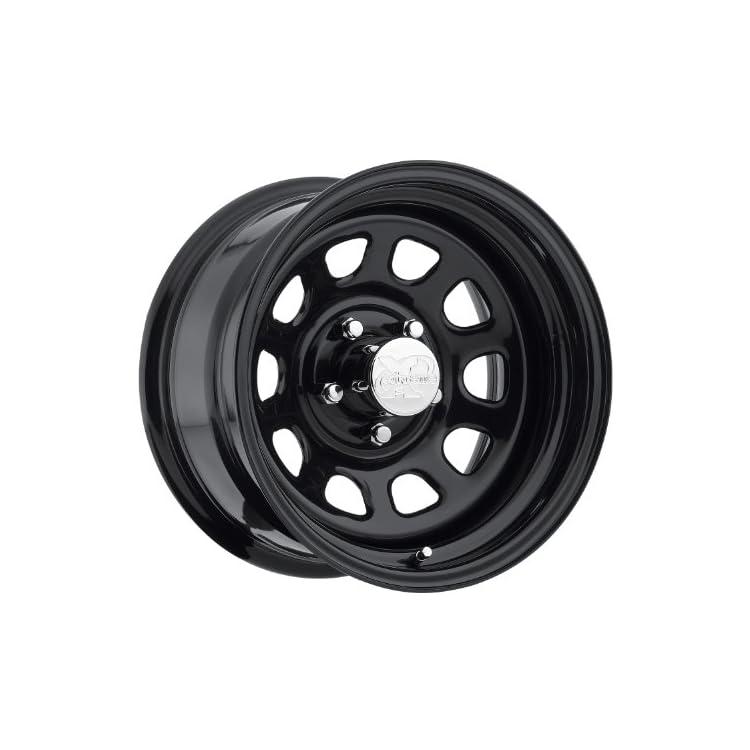 Pro Comp Steel Wheels Series 51 Wheel with Gloss Black Finish (15×8″/5×4.5″)