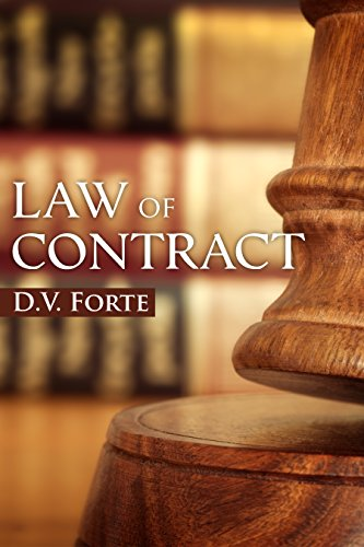 Law of Contract: The English Law of Contract