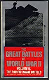 The Great Battles of World War II, Charles E. Pfannes and Victor A. Salamone, 0821718878