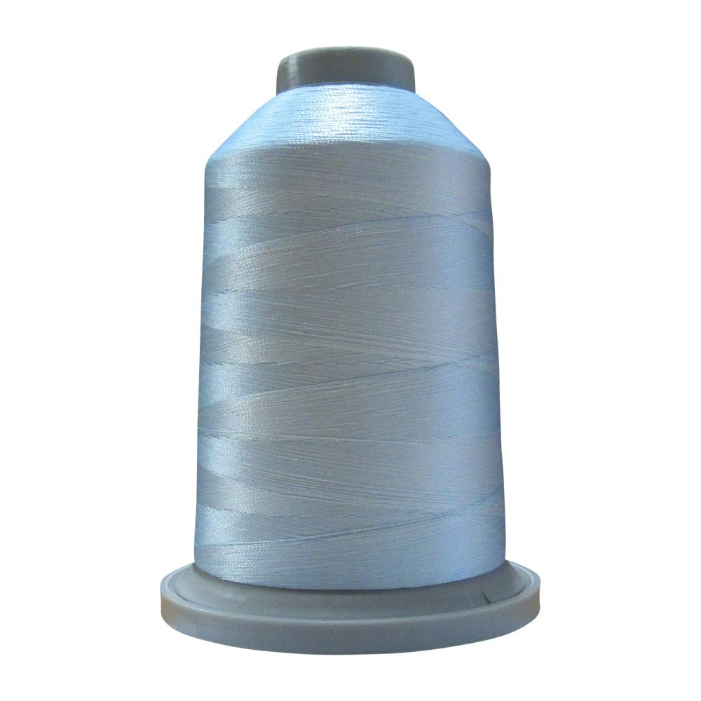 Glide Thread Trilobal Polyester No 40-5000 Meter Spool 30290 Baby Blue
