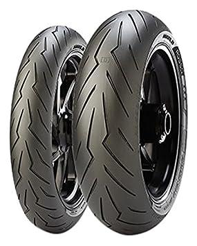180//55ZR-17 Pirelli Diablo Rosso 3 Rear Tire